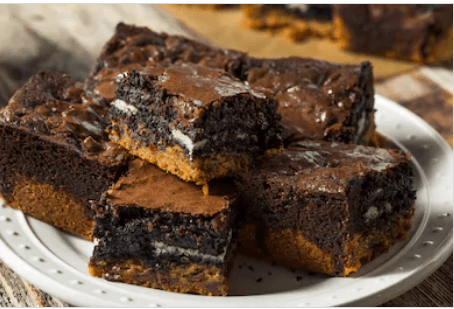 Slutty Brownie Recipe.