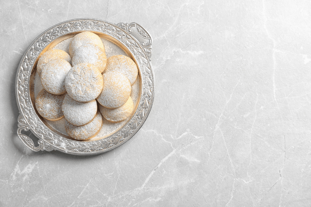 Easy Homemade Sweet Biscuits
